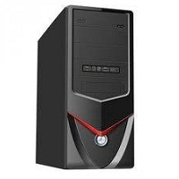 CASE CPU E6750 /Ram 4Gb / HDD 250Gb