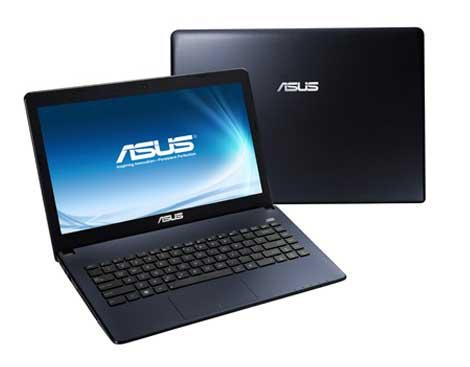 ASUS X402CA-WX073 (Gentle Black)