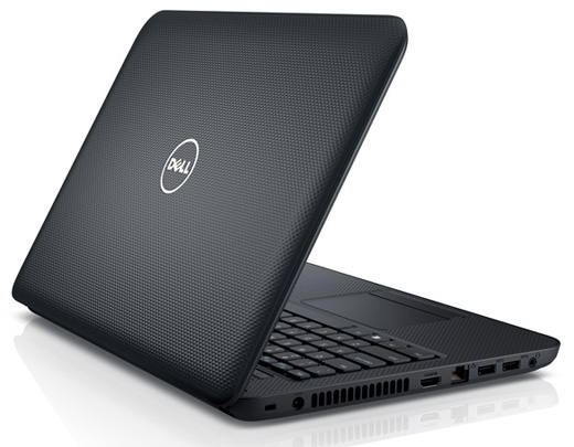 Dell Inspiron 15-3521 VGA1GB Black Matte